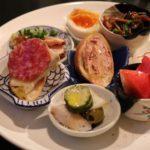 【大阪・福島】小皿が主役 Oshiri yes