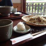 十津川で美味しいお蕎麦!『蕎麦処 風庵』