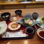 しらす丼と生シラス天ぷらがいただけます♪横楠
