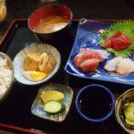 湯浅町で名物のしらす丼!かど屋食堂