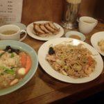 南海飯店 ハイハイ店 【上本町 / 中華】