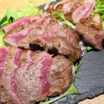 炭火とお肉