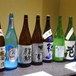 日本酒屋 柿炭