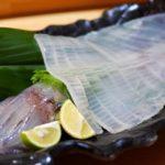 そこは昭和のたたずまい・・・ 「座裏」で堪能する魚介コース料理!!