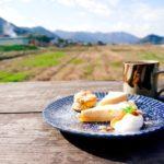 新緑の季節5月に行くべき! 田園ガーデンカフェ「キャリー焼菓子店」