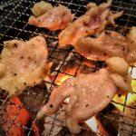 焼鳥dining ハマー 八尾店/塩はらみ290円