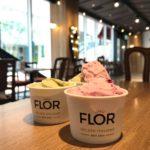 「CAFE FLOR GELATO(カフェ フロア ジェラート)」毎朝つくりたてのイタリアンジェラートが、日本で唯一食べられるお店