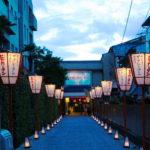 『上七軒ビアガーデン』(上七軒)舞妓さんがおもてなし!京都にしかできないビアガーデンがコレ