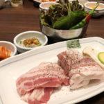 韓国料理 benibeni 【南森町 / 韓国料理】