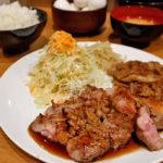 トンテキのトンちゃん 【北新地 / ステーキ・豚料理】