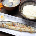 トコちゃんの食ケア Vol.17「秋の味覚を食べよう No.1 秋刀魚」